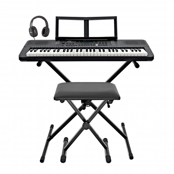 VISION KEY-10 Keyboard by Gear4music - Complete Pack