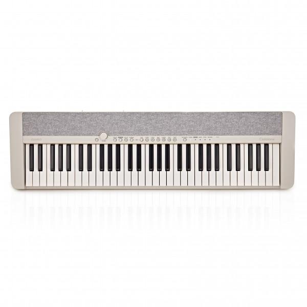 Casio CT-S1 Portable Keyboard, White