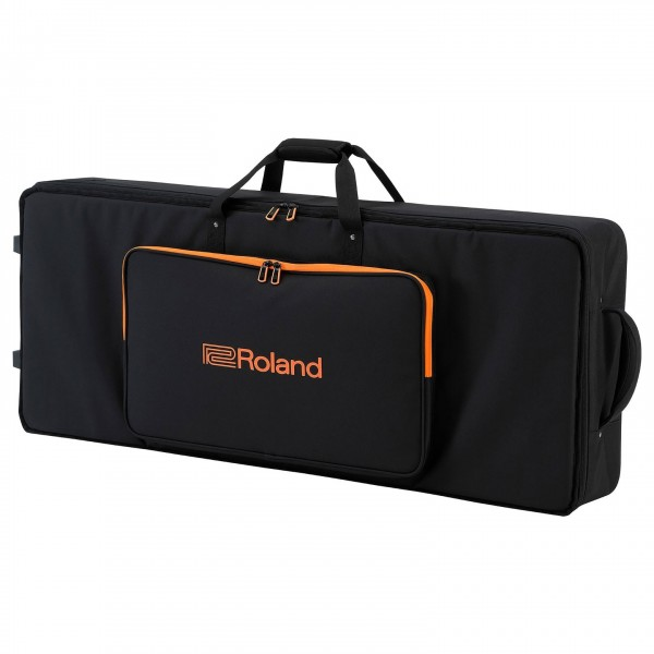Roland SC-G61W3 Semi Rigid 61-key Keyboard Case with Wheels