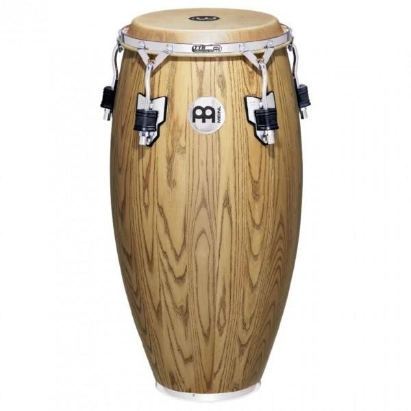 "Meinl WC11ZFA-M 11"" Woodcraft Wood Conga, Zebra Finished Ash"