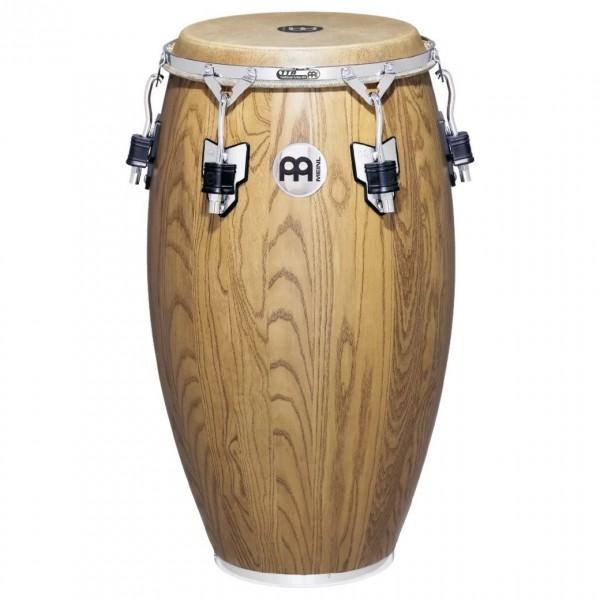 "Meinl WC1212ZFA-M 12.5"" Woodcraft Wood Conga, Zebra Finished Ash"