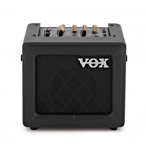 Vox MINI3 G2 Modeling Guitar Amplifier, Black