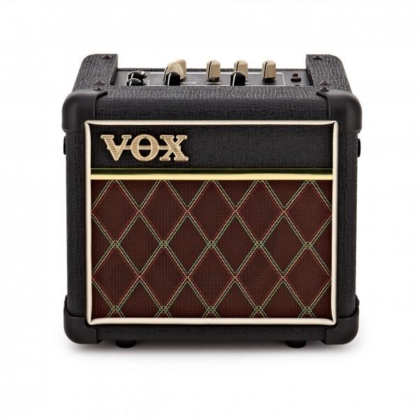 Vox MINI3 G2 Modeling Guitar Amplifier, Classic