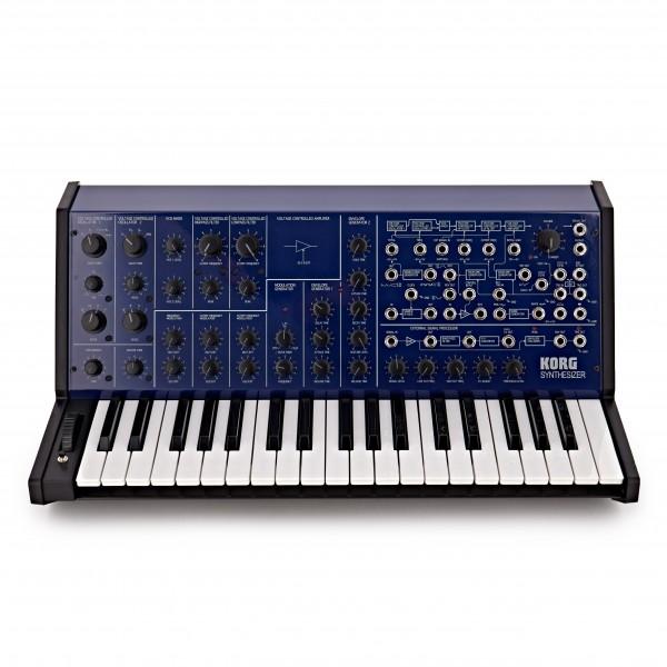 Korg MS-20, Blue