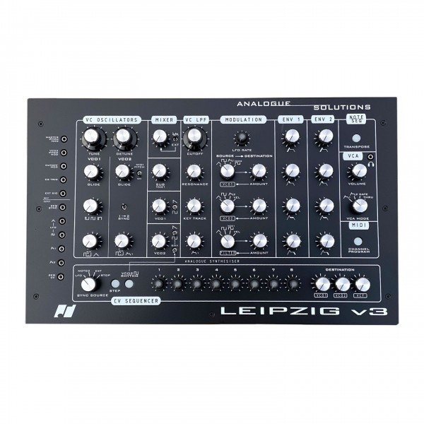 Analogue Solutions Leipzig v3 - Top