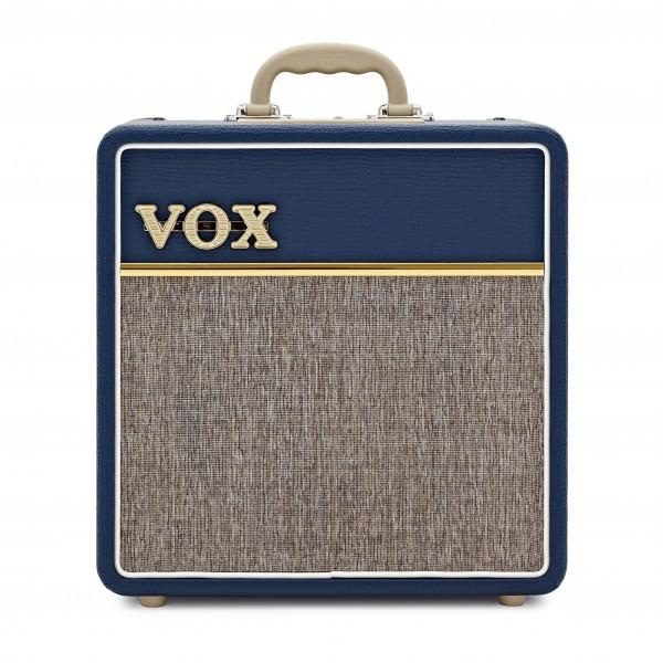 24152 Vox AC4C1 Custom Combo, Blue