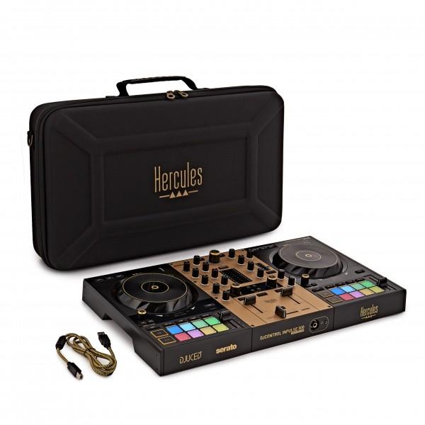 Hercules DJ Control Inpulse 500, Limited Edition Bundle