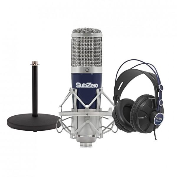 SubZero SZC-500-USB Podcasting Pack
