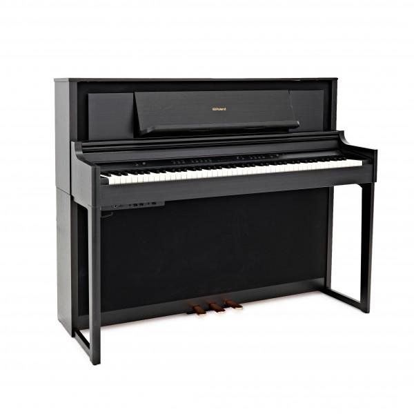 Roland LX706 Digital Piano, Charcoal Black