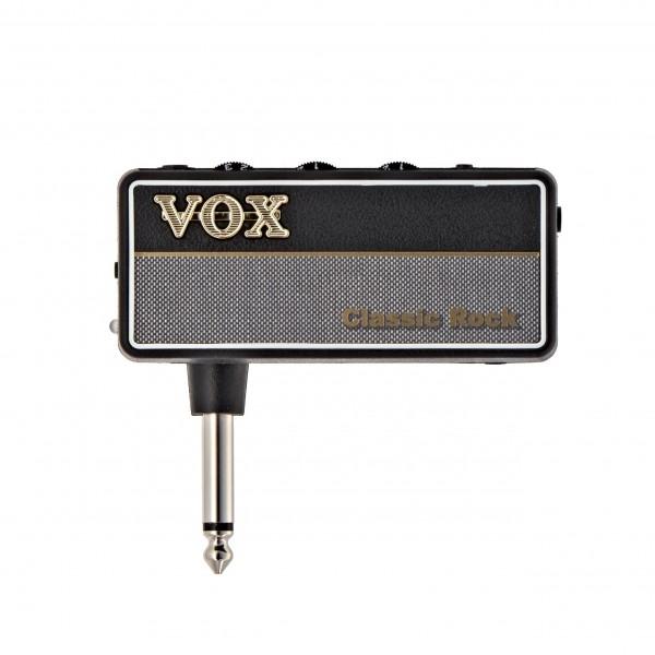 Vox amPlug 2 Guitar Headphone Amp, Classic Rock
