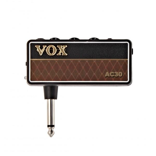 Vox amPlug 2 Guitar Headphone Amp, AC30