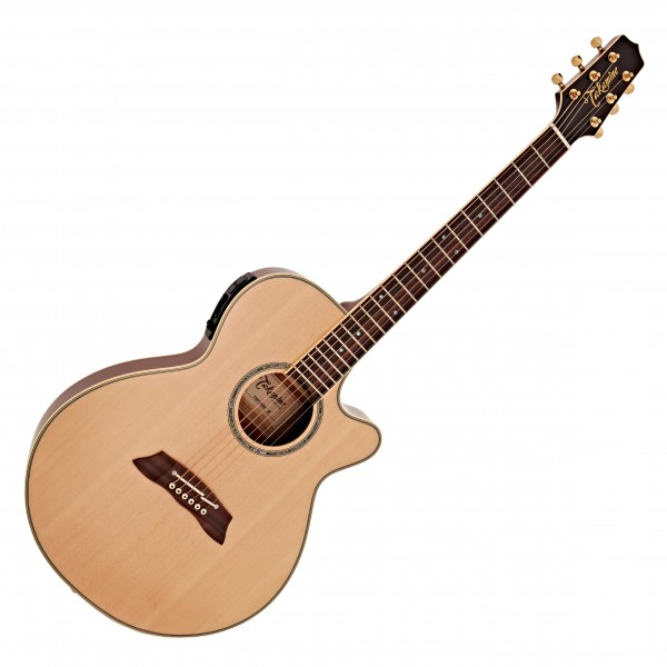 Takamine TSP138C Thinline Electro Acoustic, Natural Gloss