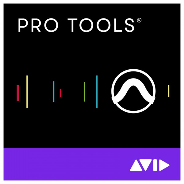 Pro Tools Perpetual Licence - Boxed