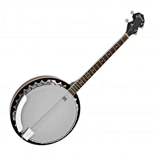 Ozark 2104T Tenor Banjo, with Gig Bag