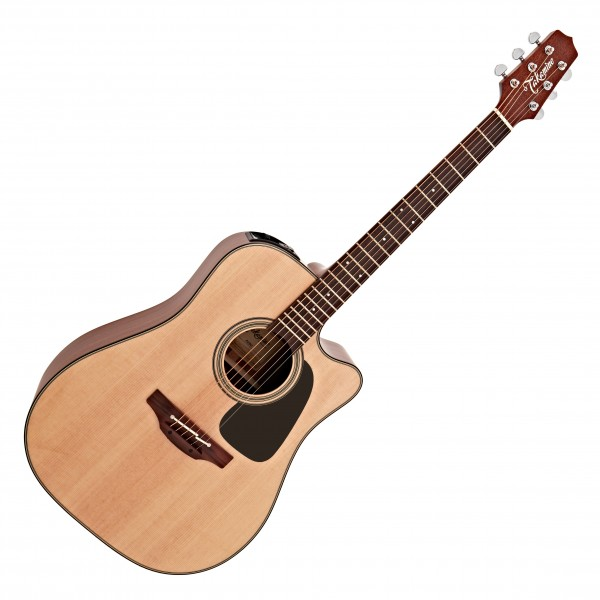 Takamine P2DC Electro Acoustic, Natural