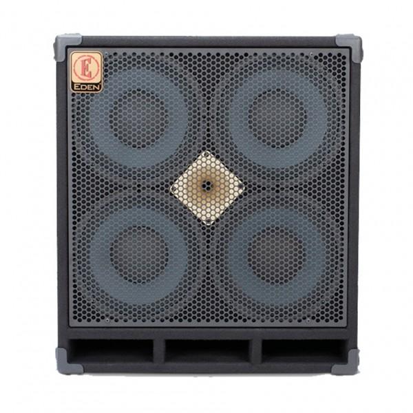 Eden D410XST D-Series Professional Bass Cab, 4 Ohms