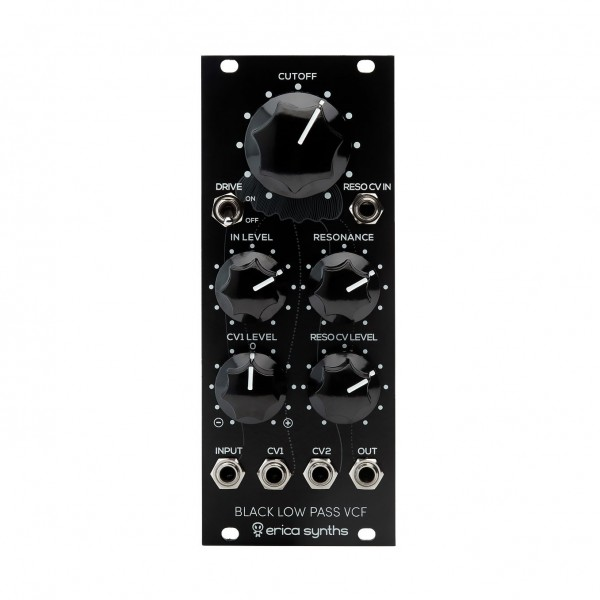 Erica Synths Black Low Pass VCF