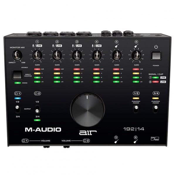 M-Audio AIR 192 14 top
