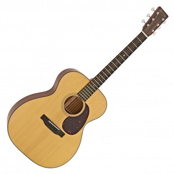 Martin 000-18 Auditorium Acoustic Guitar, Natural