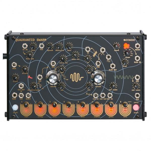 eowave Quadrantid Swarm Synthesizer - Top
