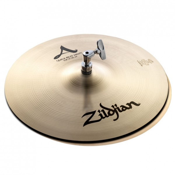 Zildjian A 14'' Quick Beat Hi-Hats