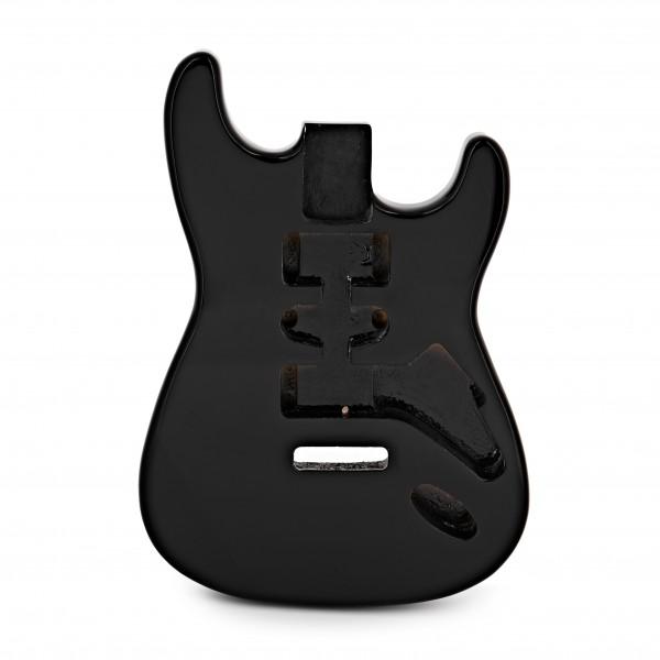 Electric Guitar Body, Black