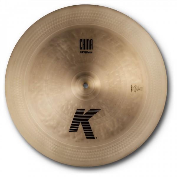Zildjian K 19'' China Cymbal Top