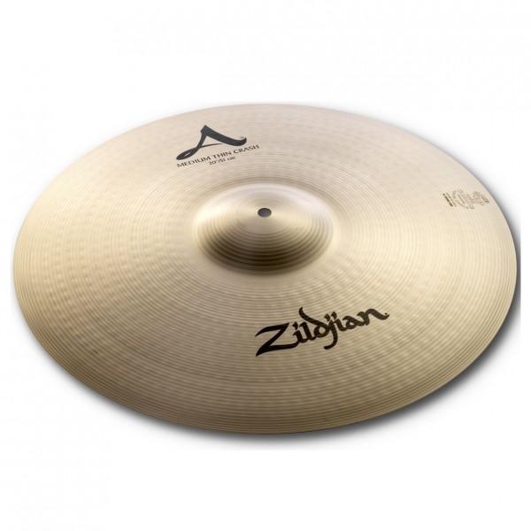 Zildjian A 20'' Medium Thin Crash Cymbal, Traditional Finish