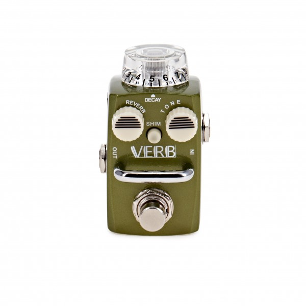 Hotone VERB Reverb Micro Effects Pedal