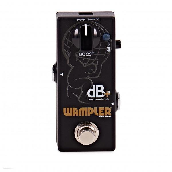 Wampler DB+ Buffer Boost Pedal