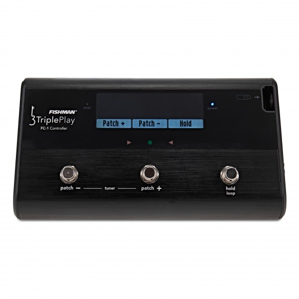 Fishman TriplePlay FC-1 MIDI Foot Controller