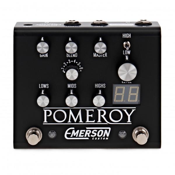 Emerson Custom Pomeroy Overdrive, Black