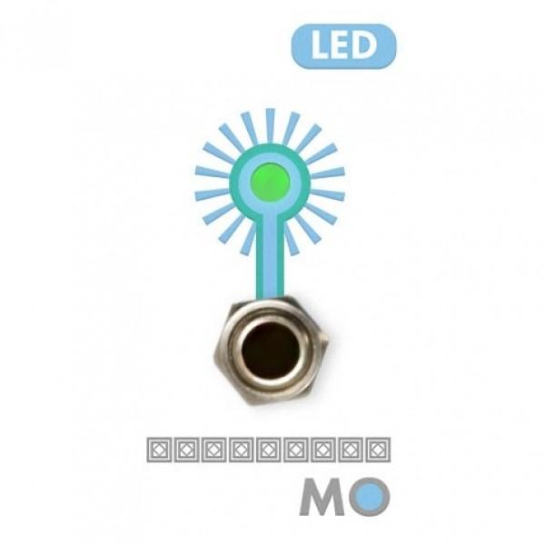 Mosaic 1U LED Module, White