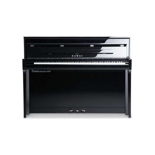 Kawai Novus NV5S Hybrid Digital Piano, Polished Ebony