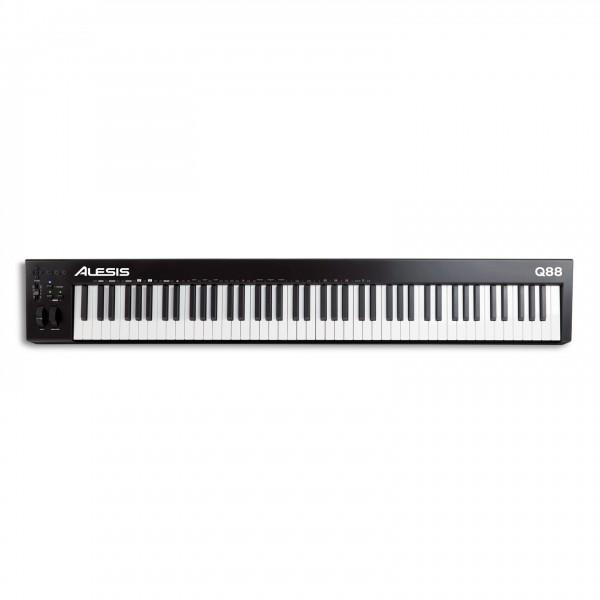 Alesis Q88 MKII MIDI Keyboard - Top