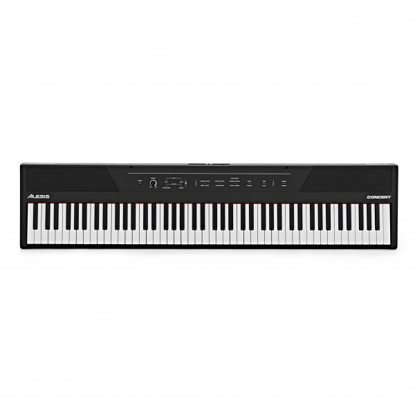 Alesis Concert 88-Key Semi-Weighted Digital Piano