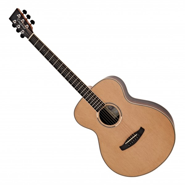 Tanglewood DBT-F-EB-LH Discovery Exotic Series Left Handed Acoustic