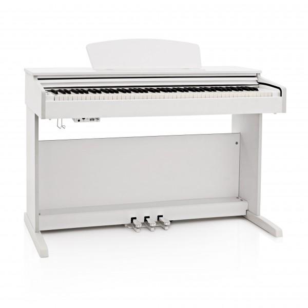 DP-10X Digital Piano by Gear4music, White