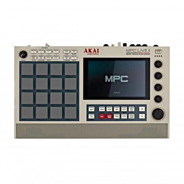 Akai Professional MPC Live II Retro Edition