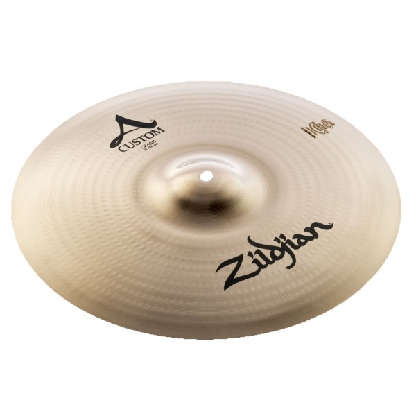 Zildjian A Custom 15'' Crash Cymbal, Brilliant Finish