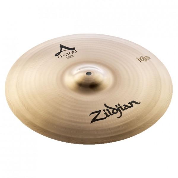 Zildjian A Custom 16'' Crash Cymbal, Brilliant Finish