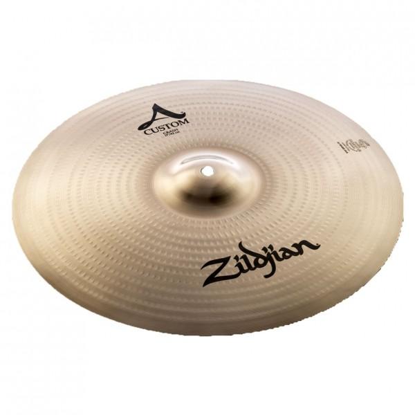 Zildjian A Custom 17'' Crash Cymbal, Brilliant Finish