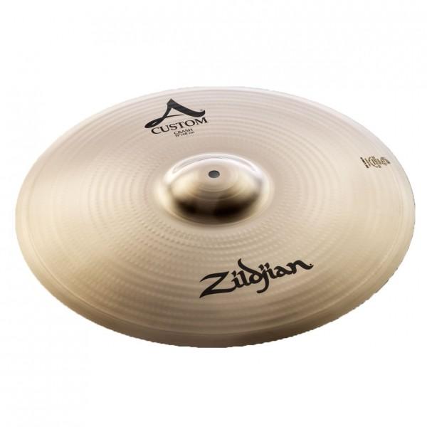 Zildjian A Custom 19'' Crash Cymbal, Brilliant Finish