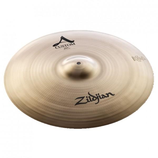 Zildjian A Custom 20'' Ride Cymbal, Brilliant Finish