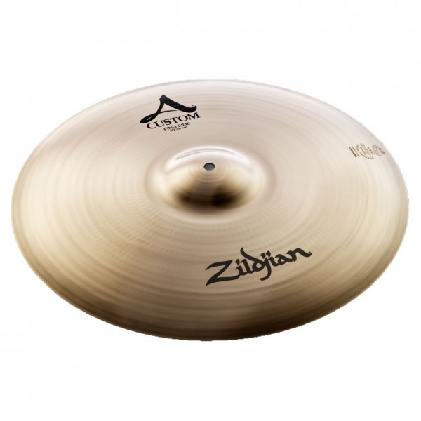 Zildjian A Custom 20'' Ping Ride Cymbal, Brilliant Finish
