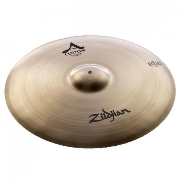 Zildjian A Custom 22'' Ping Ride Cymbal, Brilliant Finish