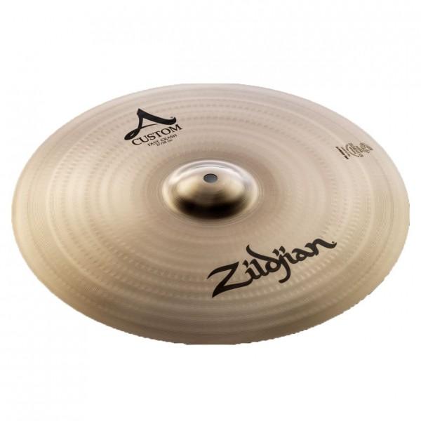 Zildjian A Custom 15'' Fast Crash Cymbal, Brilliant Finish