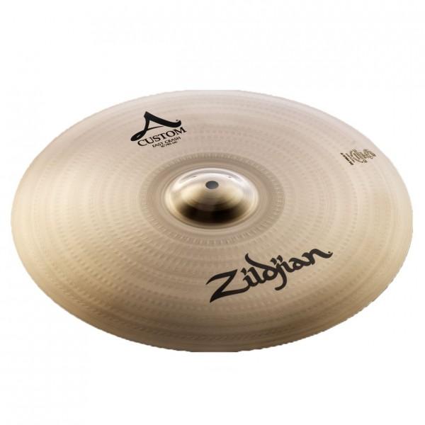 Zildjian A Custom 16'' Fast Crash Cymbal, Brilliant Finish