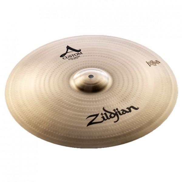 Zildjian A Custom 17'' Fast Crash Cymbal, Brilliant Finish