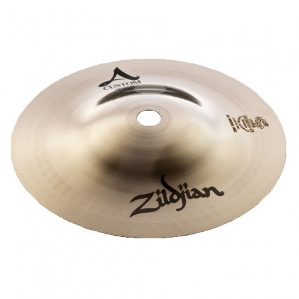 Zildjian A Custom 6'' Splash  Cymbal, Brilliant Finish